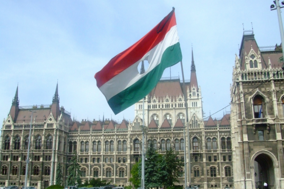 "Hungary's central bank dubs digital currencies ""risky"""