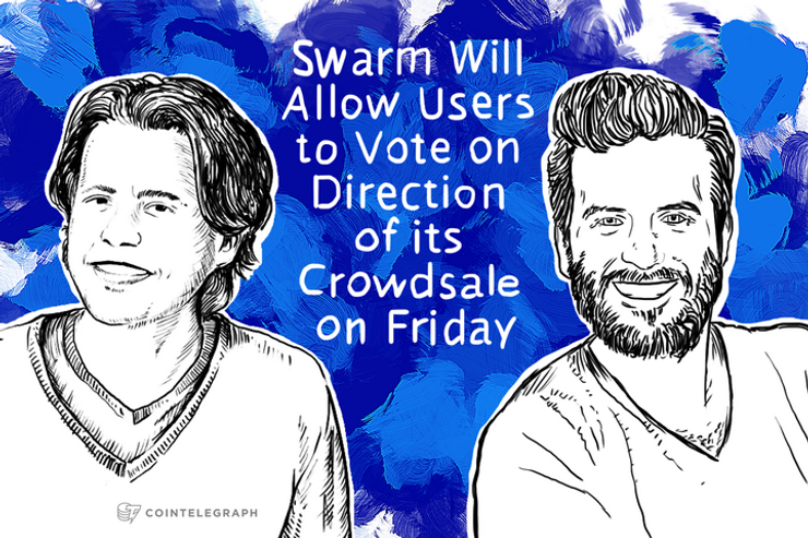 Swarm Will Allow Users to Vote on Direction of its Crowdsale on Friday