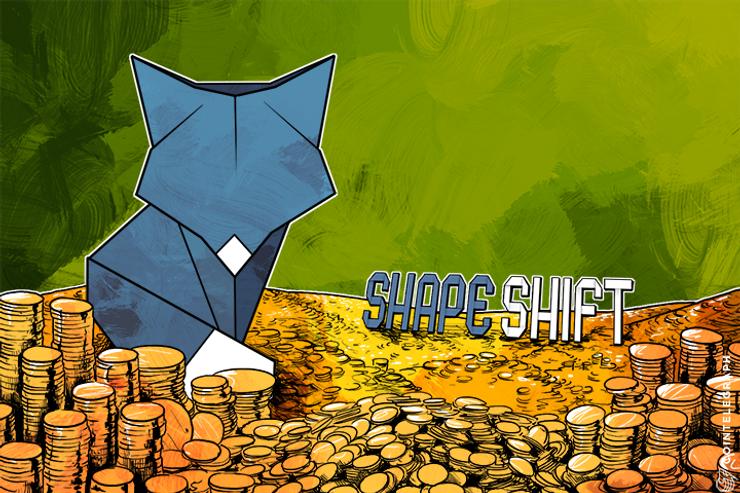 ShapeShift Closes 1.6 Million Funding Round
