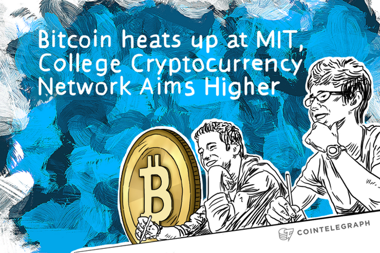 Bitcoin heats up at MIT, College Cryptocurrency Network Aims Higher