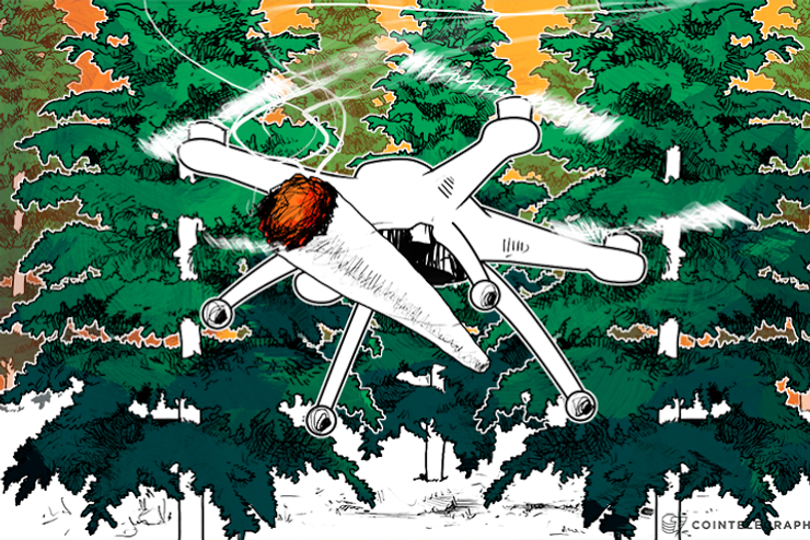 Trees: Bitcoin-Powered Drone Delivers Cannabis to Your Doorstep