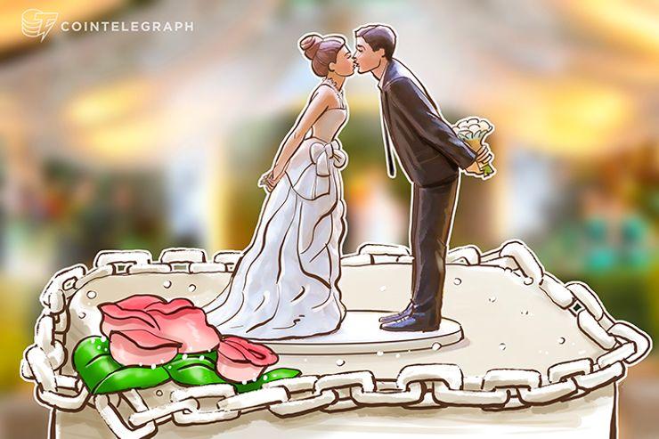ブロックチェーン結婚が増加?家事の分担や離婚もスムーズに