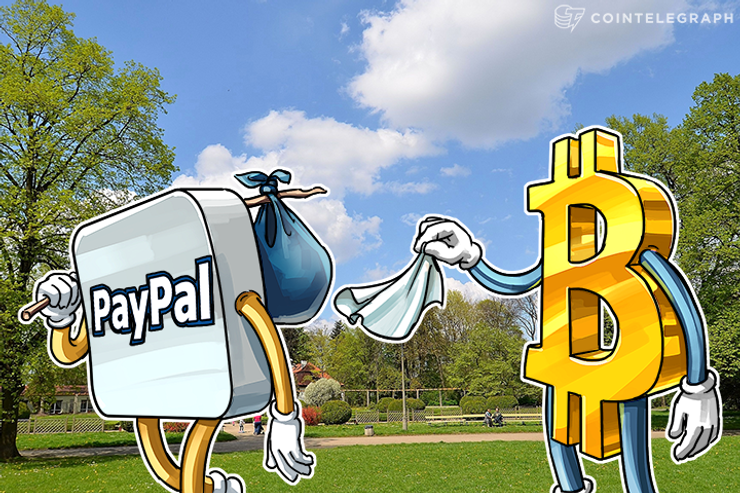 Bitcoin Will Soon Beat PayPal's Market Cap, Approaches $70 bln
