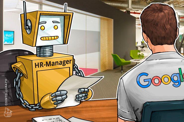 """Ex-funcionários do Google formam a comunidade de inovação do Blockchain para outros """"ex-Googlers"""""""