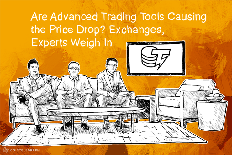 Are Advanced Trading Tools Causing the Bitcoin Price Drop? Exchanges, Experts Weigh In