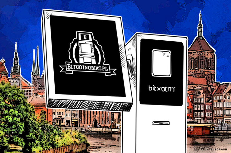 Poland Welcomes Its First Two-Way Bitcoin ATM
