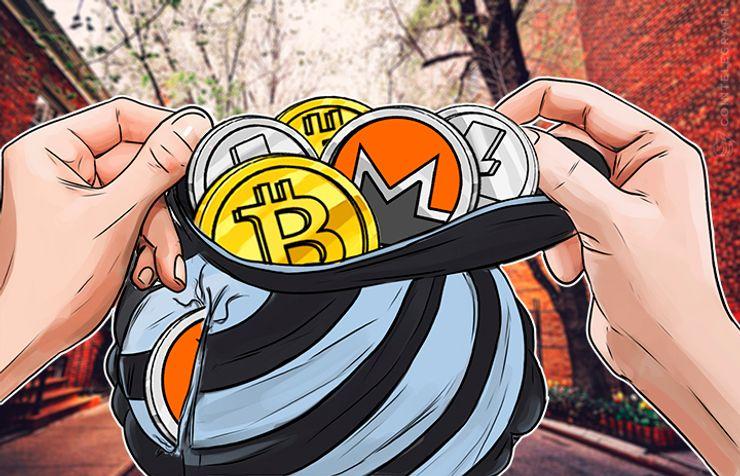 El mercado de criptomonedas alcanza casi 800% en 2017, cuentas de Bitcoin para la mitad