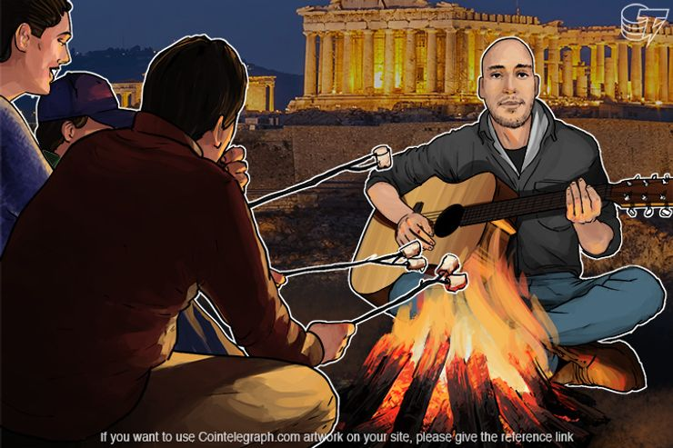 Bitcoin Meetup At INNOVATHENS