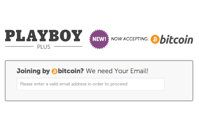 Playboy Plus Harmoniously Complements the List of Bitcoin Accepting Companies