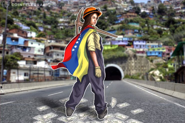 Venezuelans Are Surviving In Crisis By Mining Bitcoin