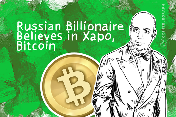 Russian Billionaire Believes in Xapo, Bitcoin
