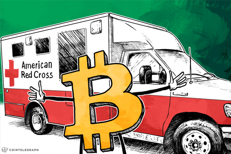 American Red Cross Now Accepts BTC and Taking Part in 'Bitcoin Black Friday'
