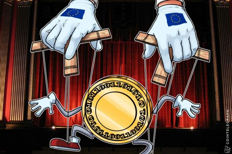 Banco Central Europeu nega a questão de ignorar as criptomoedas