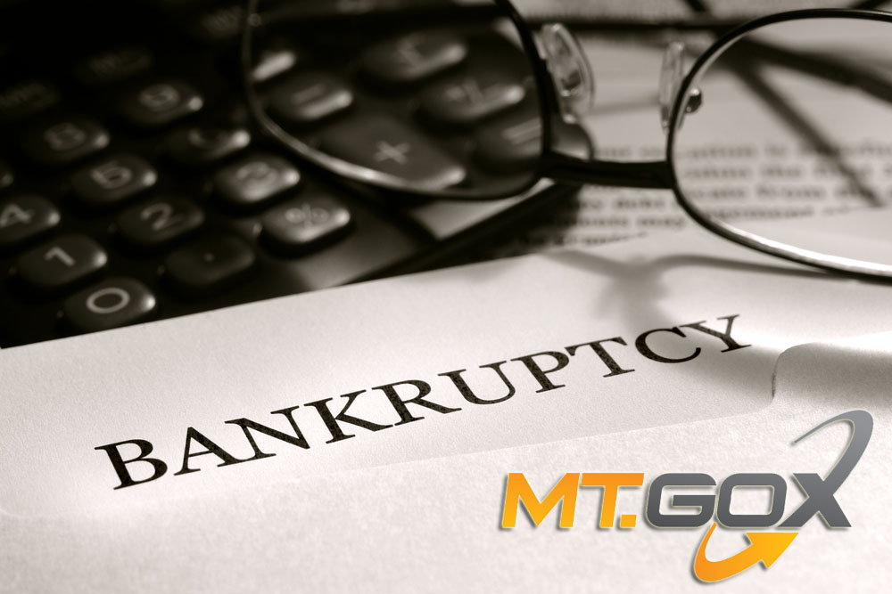 Details of Mt. Gox's bankruptcy protection filing