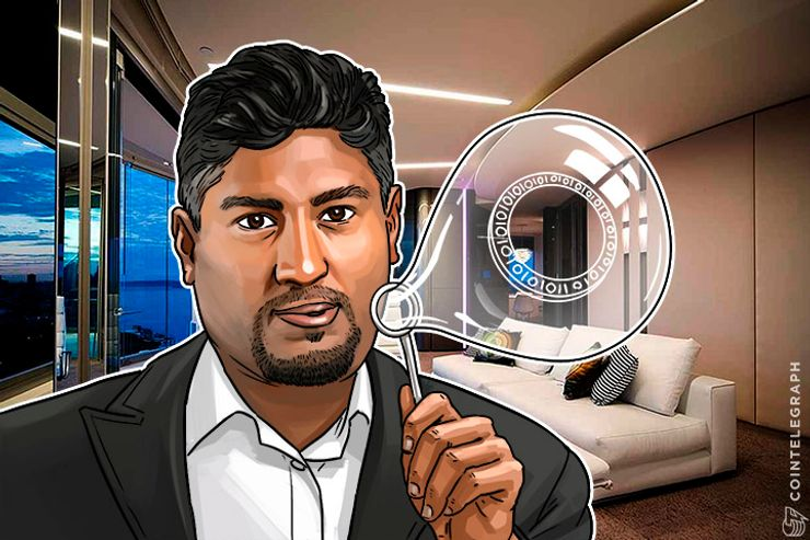 Altcoins Will Burst, Dash Will Crash: Vinny Lingham