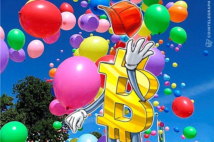 Bitcoin Market Cap Crosses $14 Bln, All Time High