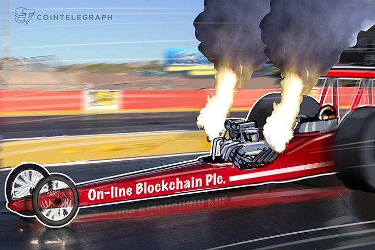 """Agregar """"Blockchain"""" al nombre provoca una valoración elevada, evocador de la burbuja Dot-Com"""