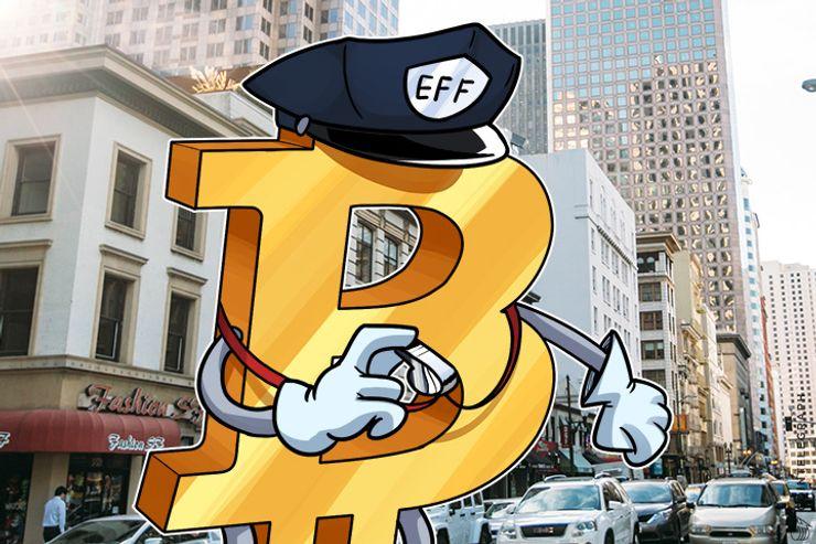 EFF Opposes California's Impractical Bitcoin Regulation BitLicense
