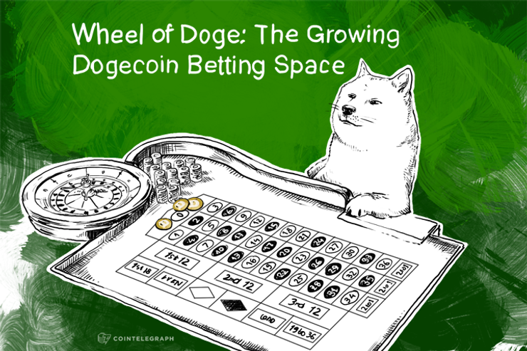 Wheel of Doge: The Growing Dogecoin Betting Space