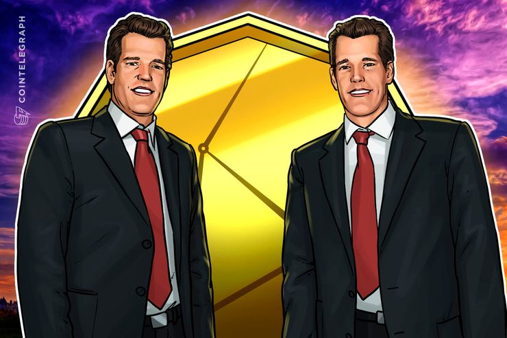 Winklevoss Brothers Win Patent to Provide Crypto-Based Exchange-Traded Products