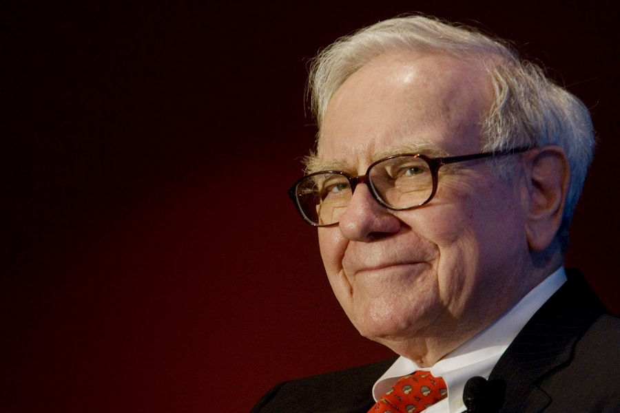 Buffett: Bitcoin 'does not meet the test of a currency'