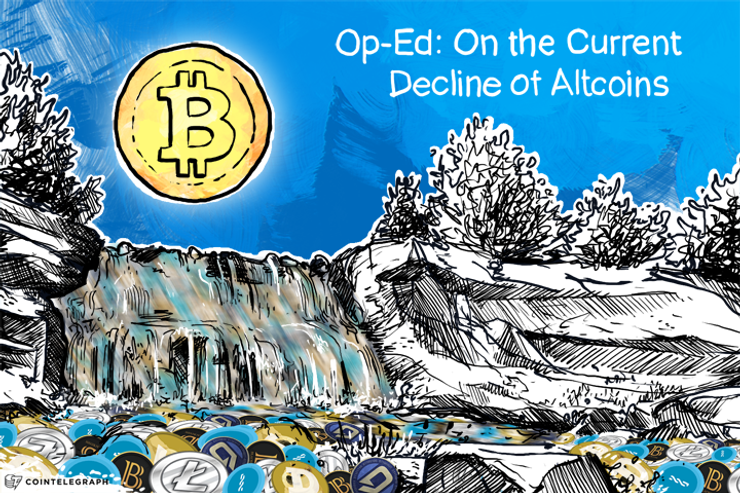 Op-Ed: On the Current Decline of Altcoins