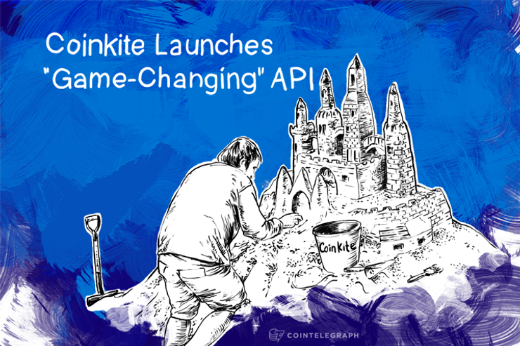 Coinkite Launches 'Game-Changing' API