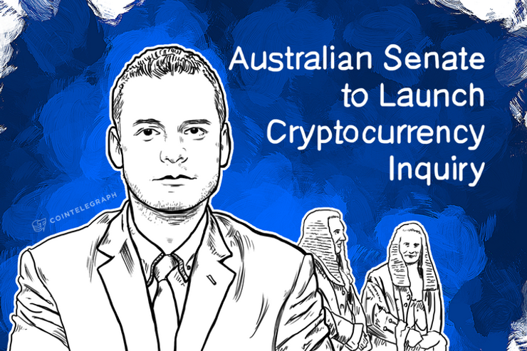 Australian Senate to Launch Cryptocurrency Inquiry