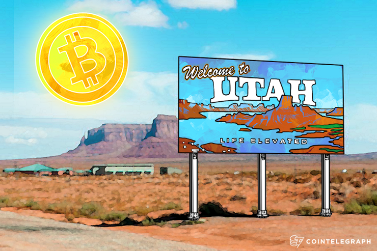 Good News for Overstock: Utah Considers Bitcoin Payment for State Services
