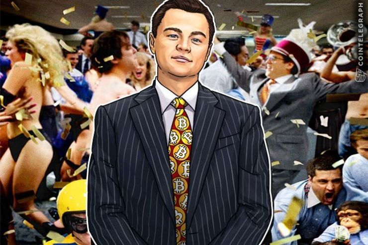 New Wall Street Buzzword: Bitcoin