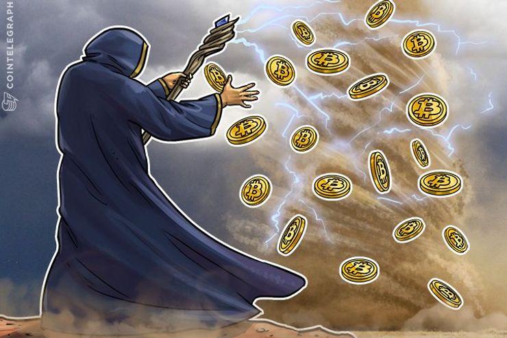 Bitcoin Gold combate spam no lançamento, mas não consegue manter os preços