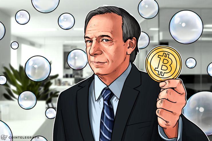 Bitcoin criticado de novo, desta vez pelo titã dos fundos de cobertura