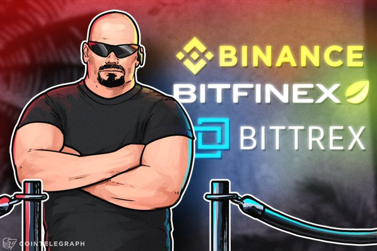 Binance, Bitfinex, Bittrex Temporarily Say No to New Users