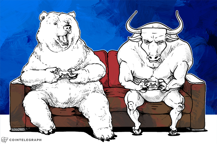 Bitcoin Price Analysis: Range Bound Within Continuous Downtrend (Week of APR 26)