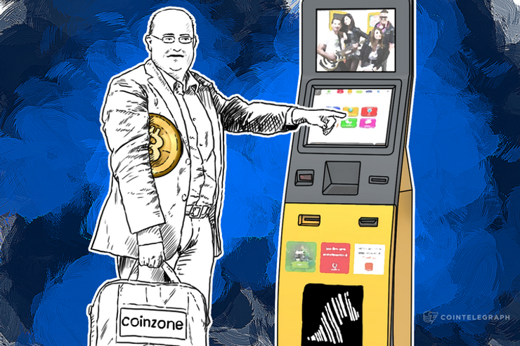 Bitcoin Payment Gateway Coinzone Now Powering 1,000 ZebraPay Kiosk Terminals across Europe