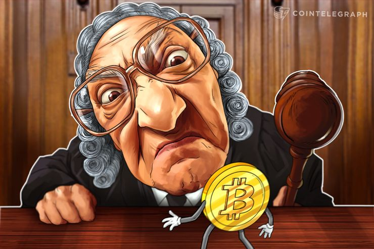 Is Bitcoin legal? A judge and bitcoin