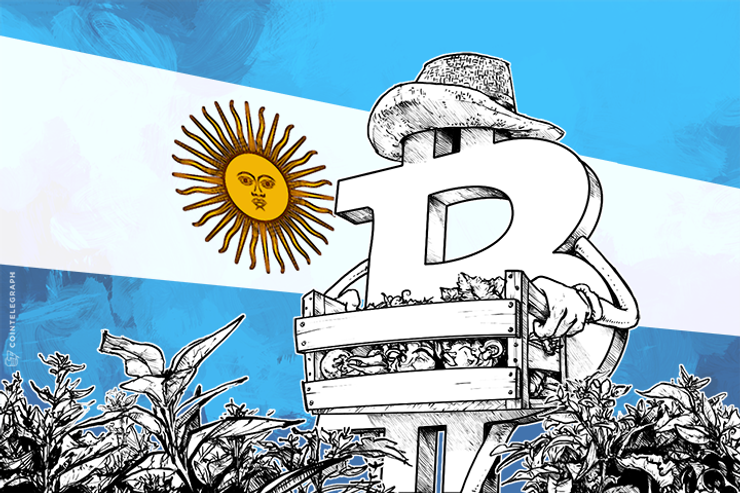 Argentinian Organic Farmers Reach out to Bitcoin for Help