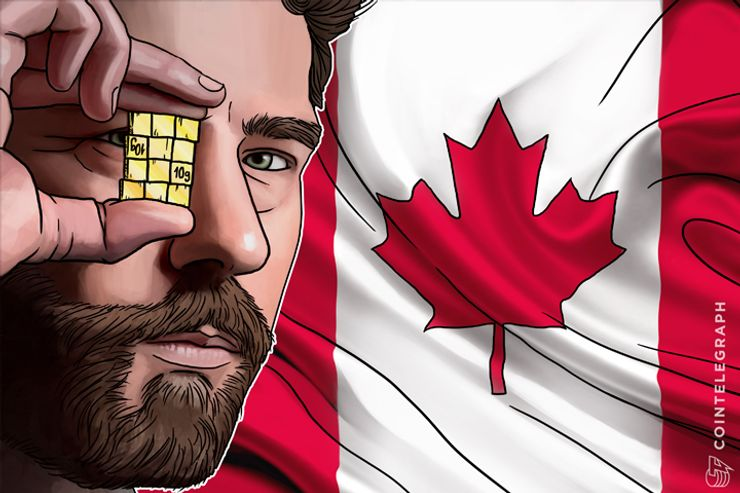 Goldmoney and the Royal Canadian Mint Record Gold Transactions on Blockchain
