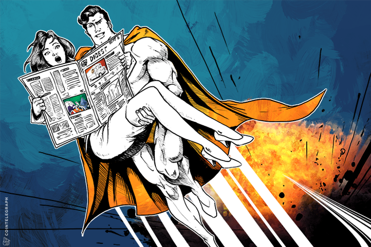 SEP 8 DIGEST: AXA Bank Considers BTC for Remittance Market; Bitcoin Group's IPO Back on Track
