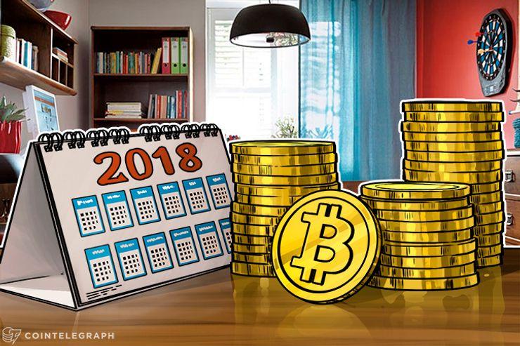 US $ 1 milhão apostados em Bitcoin em dezembro de 2018 - especulação ou loucura?