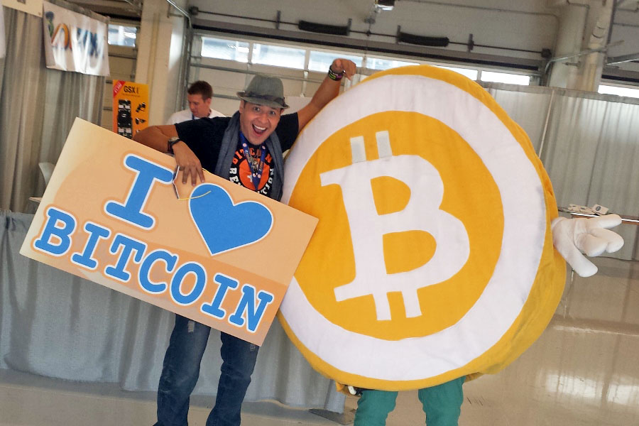Circumspect Giveaway at the Hackathon of the Texas Bitcoin Conference