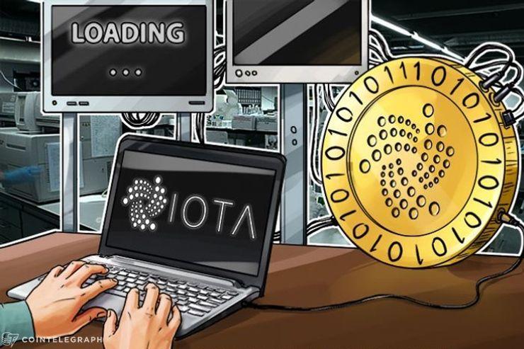 【コインテレグラフ独占インタビュー】暴騰するIoT向け仮想通貨IOTA創業者「信用システムが絶対的な基軸に」