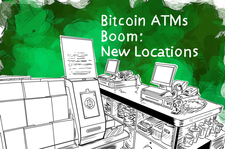 Bitcoin ATMs Boom: New Locations