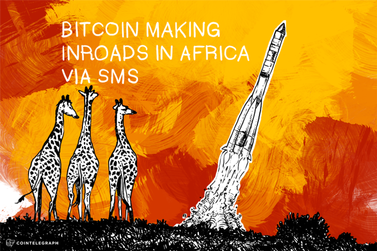 Bitcoin Making Inroads in Africa via Sms