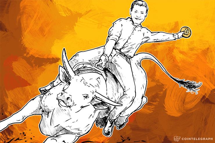 LeWeb 2014: Fred Wilson Still Bullish on Bitcoin