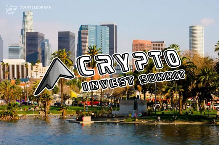 4,500 Blockchain and Cryptocurrency Enthusiasts to Flock to Los Angeles Next Week for Largest Gathering of Disrupters in FinTech