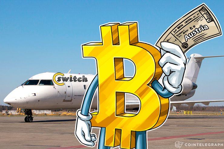 Switch, Companhia de Energia da Áustria, é a Primeira a Aceitar Pagamento em Bitcoin