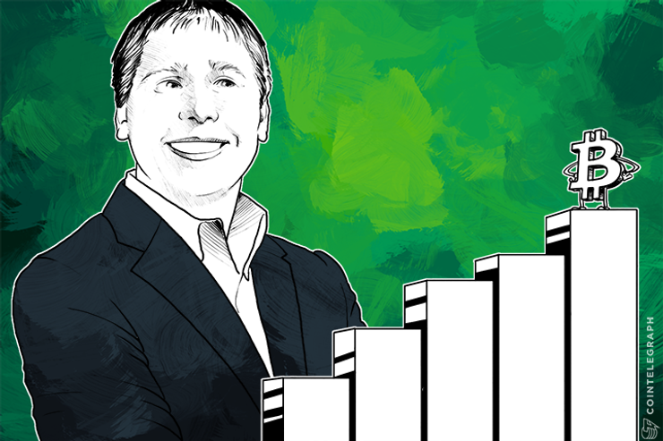 Bitcoin Investment Trust Surges as BTC Price Soars to Yearly High