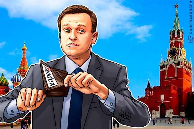 Russia Bans Mobile Payment to Bitcoin-Accepting Presidential Candidate