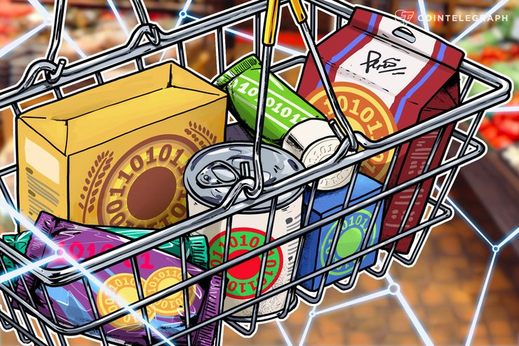 Iniciativa blockchain de Walmart e IBM tiene como objetivo rastrear cadena global de suministro de alimentos
